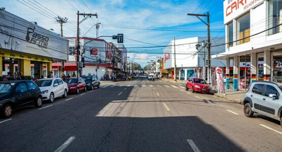 Linha de ônibus de Macapá volta a ter itinerário via rua Cândido Mendes