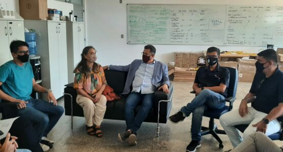 CTMac e Unifap iniciam plano de trabalho para mobilidade urbana de Macapá