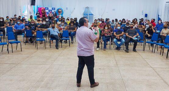 Professores e coordenadores pedagógicos participam de capacitação do programa Edutech Amazon